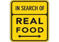 real-food-sign