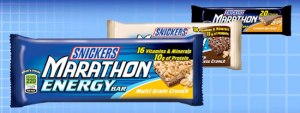 snickers marathon bar