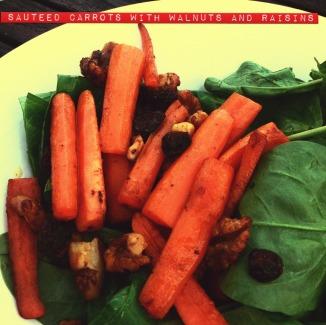 Carrots:Raisins:Walnuts 2
